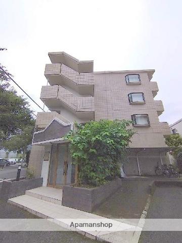 神奈川県川崎市宮前区、鷺沼駅徒歩12分の築27年 4階建の賃貸マンション