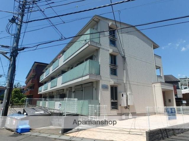 神奈川県川崎市宮前区、宮前平駅徒歩16分の築9年 3階建の賃貸マンション