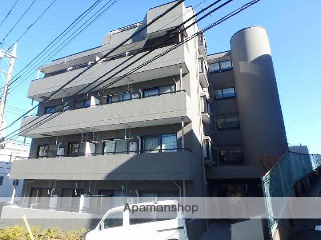 神奈川県横浜市青葉区、江田駅徒歩10分の築19年 5階建の賃貸マンション
