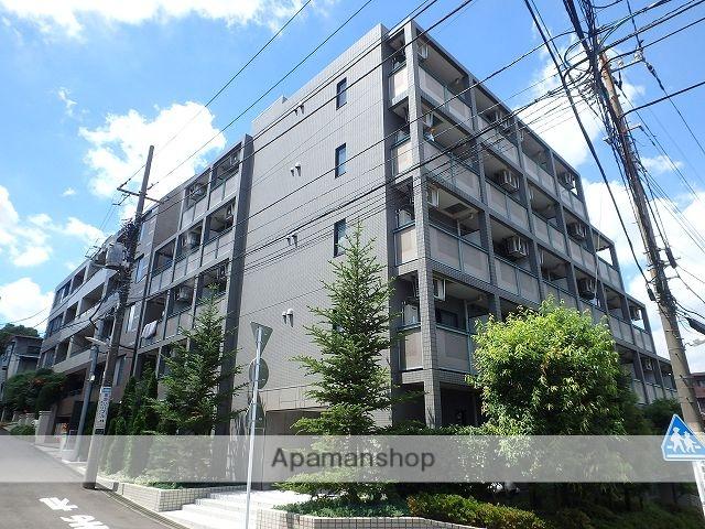 神奈川県川崎市宮前区、宮崎台駅徒歩18分の築23年 5階建の賃貸マンション