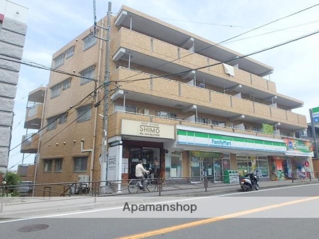 神奈川県川崎市宮前区、鷺沼駅徒歩2分の築31年 4階建の賃貸マンション