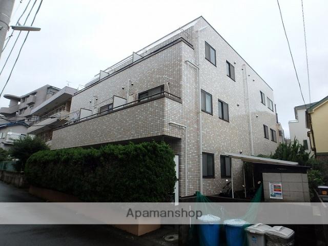 神奈川県川崎市宮前区、鷺沼駅徒歩6分の築29年 3階建の賃貸マンション