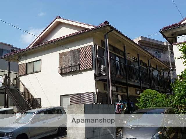 神奈川県横浜市青葉区、鷺沼駅徒歩33分の築31年 2階建の賃貸アパート