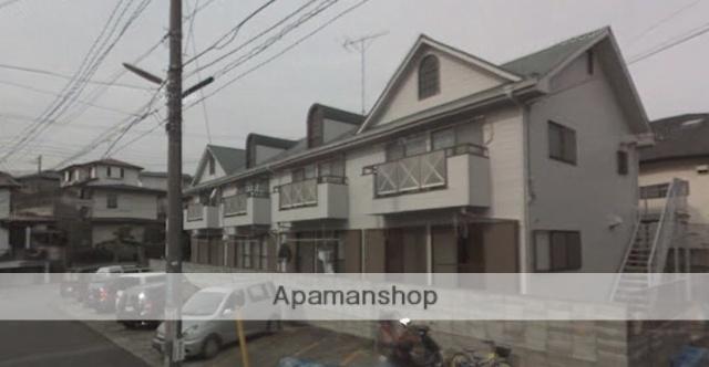 神奈川県川崎市宮前区、宮崎台駅徒歩18分の築27年 2階建の賃貸アパート