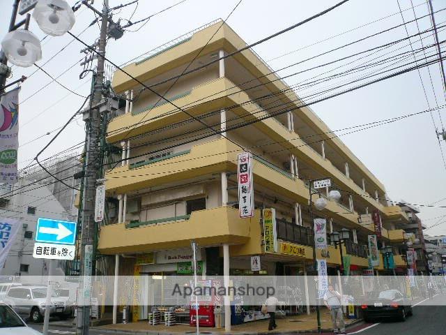 神奈川県横浜市青葉区、鷺沼駅徒歩20分の築41年 4階建の賃貸マンション