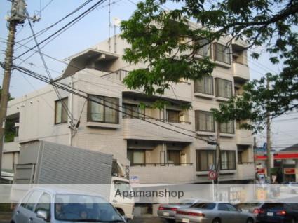 神奈川県横浜市青葉区、十日市場駅徒歩23分の築28年 5階建の賃貸マンション