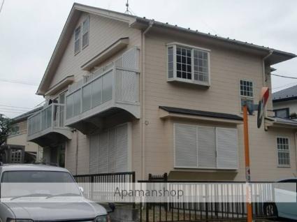 神奈川県横浜市青葉区、たまプラーザ駅徒歩20分の築24年 2階建の賃貸テラスハウス