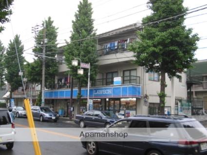神奈川県川崎市宮前区、鷺沼駅バスバス5分バス停下車後徒歩1分の築30年 3階建の賃貸マンション