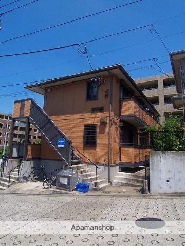 神奈川県川崎市宮前区、鷺沼駅徒歩17分の築12年 2階建の賃貸マンション
