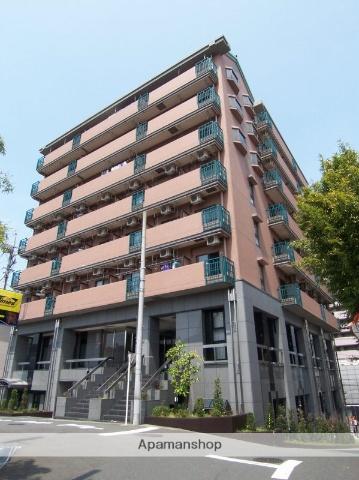 神奈川県川崎市宮前区、宮崎台駅徒歩13分の築22年 8階建の賃貸マンション