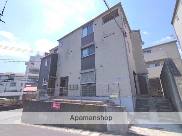 神奈川県川崎市宮前区、宮前平駅徒歩14分の築3年 3階建の賃貸アパート