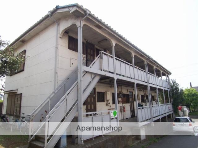神奈川県川崎市宮前区、宮前平駅徒歩14分の築33年 2階建の賃貸アパート
