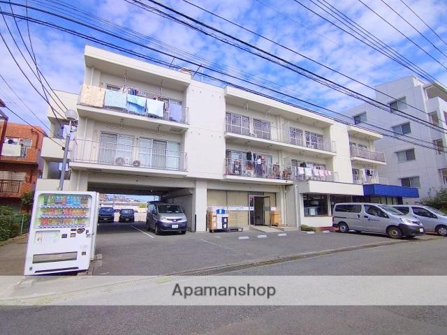 神奈川県川崎市宮前区、宮崎台駅徒歩18分の築37年 3階建の賃貸マンション