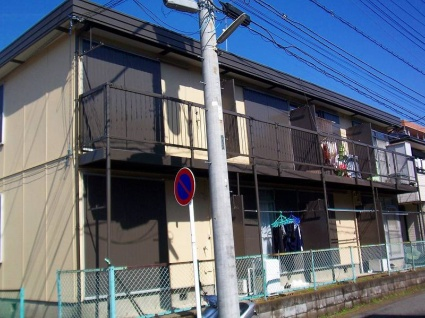 神奈川県川崎市宮前区、宮崎台駅徒歩6分の築41年 2階建の賃貸アパート