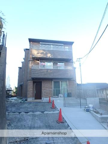 神奈川県川崎市宮前区、宮前平駅徒歩14分の築2年 3階建の賃貸アパート