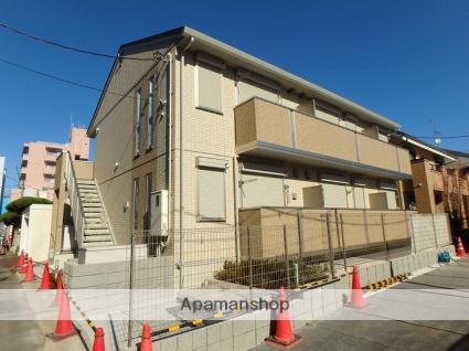 神奈川県川崎市宮前区、宮崎台駅徒歩3分の築1年 2階建の賃貸アパート