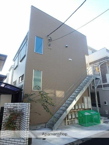 神奈川県川崎市宮前区、鷺沼駅徒歩5分の築1年 2階建の賃貸アパート