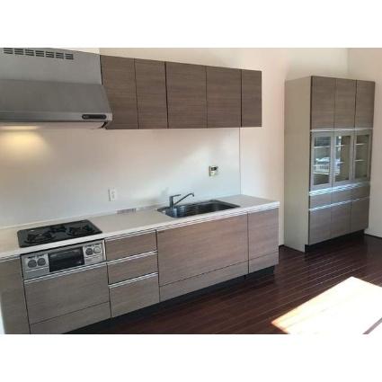 KINOWA[2SLDK/75.35m2]のキッチン