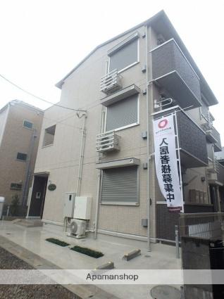 神奈川県川崎市高津区、津田山駅徒歩12分の新築 3階建の賃貸アパート