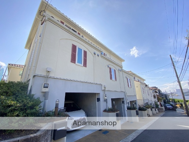 神奈川県横浜市青葉区、江田駅徒歩19分の新築 2階建の賃貸アパート