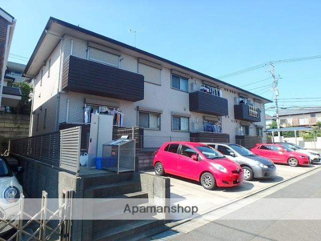 神奈川県川崎市宮前区、宮前平駅徒歩18分の築39年 5階建の賃貸マンション