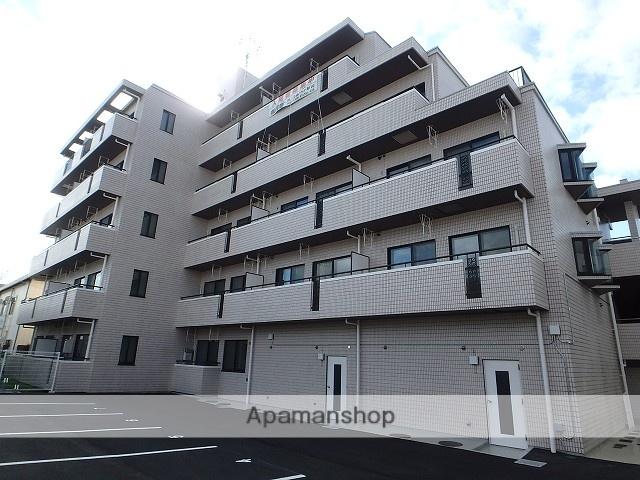 神奈川県横浜市青葉区、江田駅徒歩10分の築28年 5階建の賃貸マンション