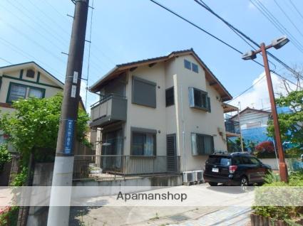 神奈川県横浜市青葉区、鷺沼駅徒歩11分の築6年 2階建の賃貸アパート