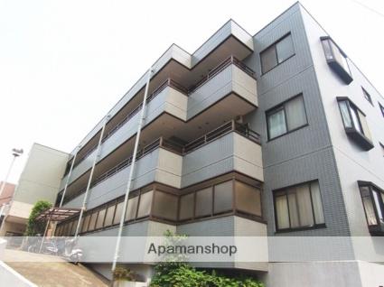 神奈川県川崎市高津区、溝の口駅徒歩15分の築21年 3階建の賃貸マンション