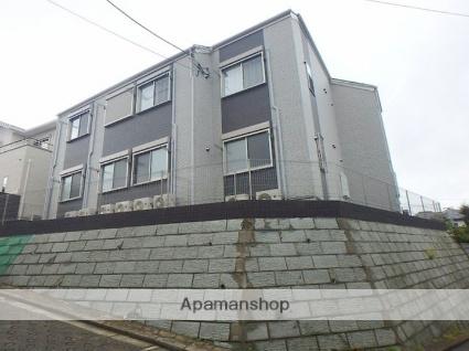 神奈川県横浜市青葉区、あざみ野駅徒歩18分の新築 2階建の賃貸アパート