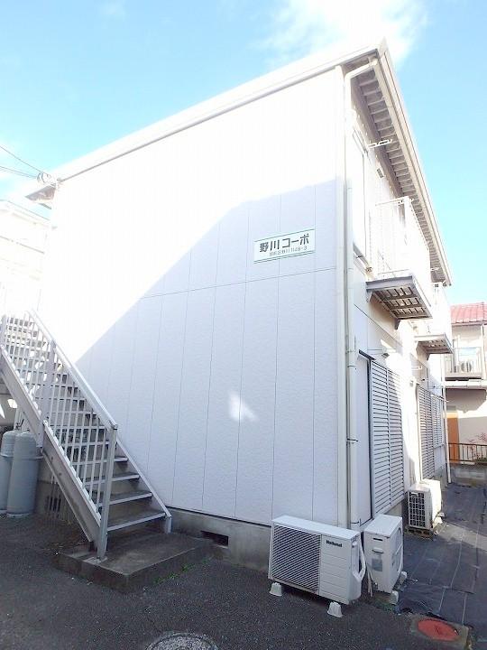 神奈川県川崎市宮前区、武蔵新城駅徒歩27分の築34年 2階建の賃貸アパート