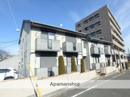 神奈川県横浜市青葉区、青葉台駅徒歩7分の築13年 2階建の賃貸アパート