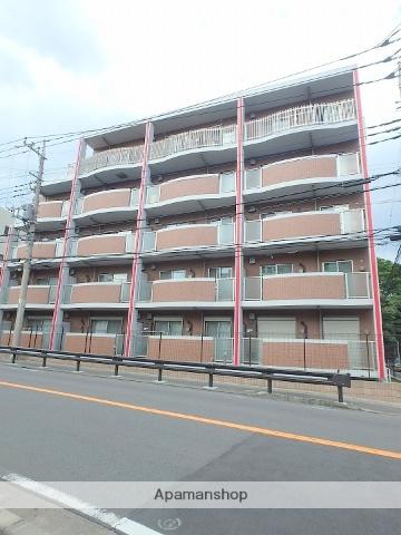 神奈川県川崎市宮前区、梶が谷駅徒歩20分の築4年 5階建の賃貸マンション