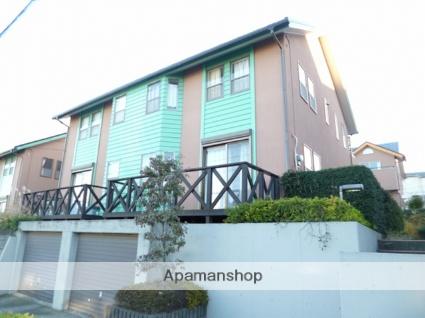 神奈川県横浜市青葉区、あざみ野駅徒歩15分の築19年 2階建の賃貸テラスハウス