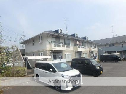 神奈川県川崎市高津区、津田山駅徒歩21分の築24年 2階建の賃貸アパート