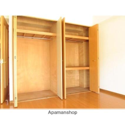 神奈川県横浜市青葉区しらとり台[1K/24m2]の収納1