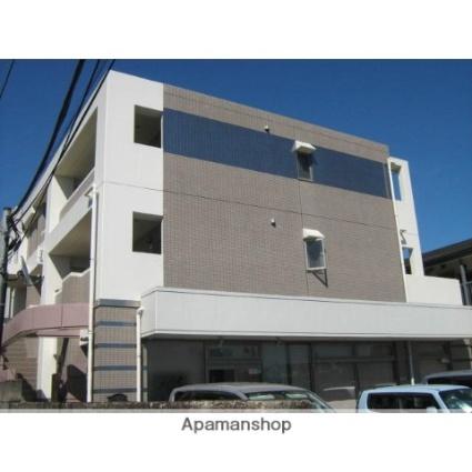 神奈川県横浜市青葉区しらとり台[1K/24m2]の外観