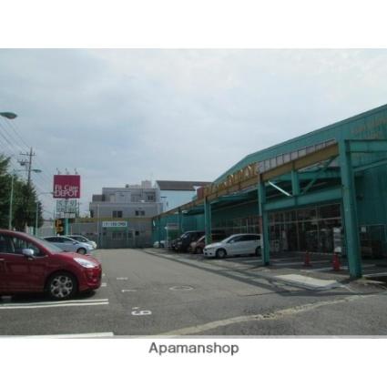 神奈川県横浜市青葉区しらとり台[1K/24m2]の周辺2