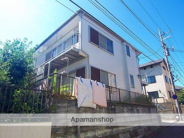 神奈川県川崎市宮前区、鷺沼駅徒歩7分の築31年 2階建の賃貸アパート