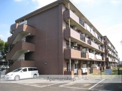 神奈川県横浜市青葉区、藤が丘駅徒歩16分の築21年 4階建の賃貸マンション