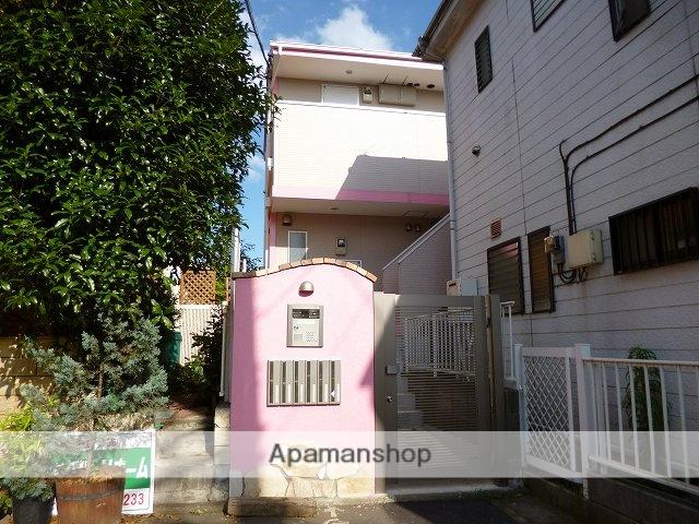 神奈川県川崎市宮前区、宮前平駅徒歩26分の築5年 2階建の賃貸アパート