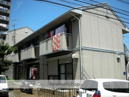 神奈川県川崎市宮前区、宮前平駅徒歩13分の築27年 2階建の賃貸アパート