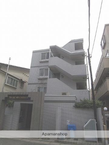 神奈川県川崎市宮前区、梶が谷駅徒歩24分の築25年 4階建の賃貸マンション