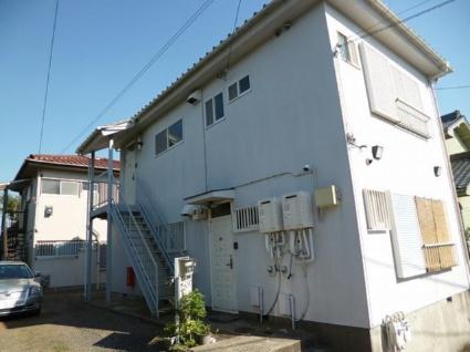 神奈川県川崎市宮前区、鷺沼駅徒歩16分の築38年 2階建の賃貸アパート