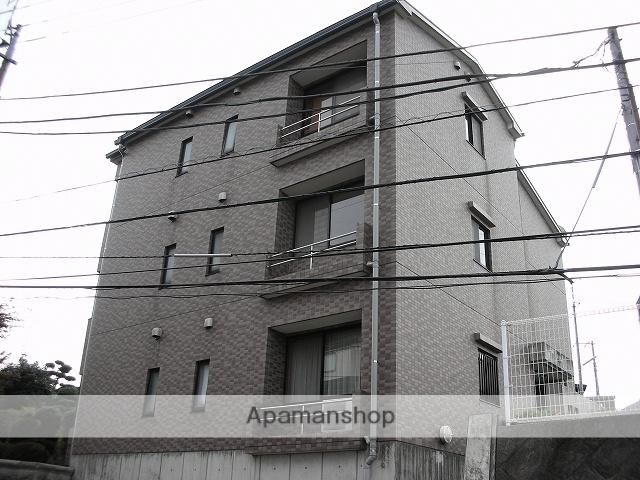神奈川県川崎市高津区、津田山駅徒歩17分の築18年 4階建の賃貸マンション