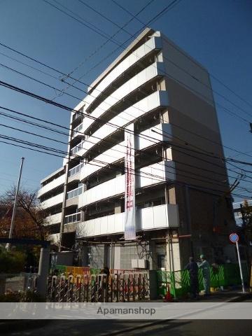 神奈川県川崎市宮前区、梶が谷駅徒歩18分の築43年 7階建の賃貸マンション