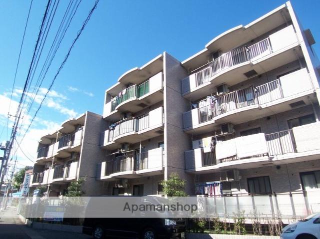神奈川県川崎市宮前区、宮崎台駅徒歩13分の築18年 4階建の賃貸マンション