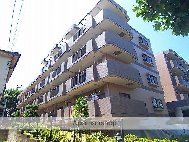 神奈川県川崎市宮前区、宮前平駅徒歩15分の築21年 4階建の賃貸マンション