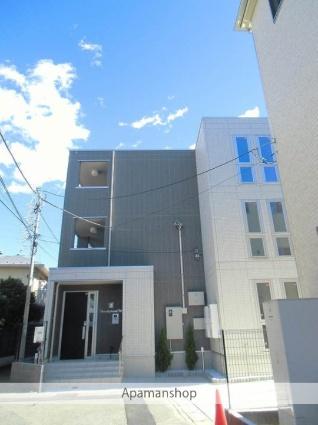 神奈川県川崎市宮前区、宮崎台駅徒歩15分の築3年 3階建の賃貸アパート