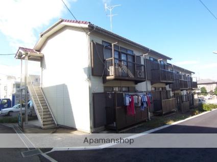 神奈川県川崎市宮前区、宮崎台駅徒歩17分の築22年 2階建の賃貸アパート