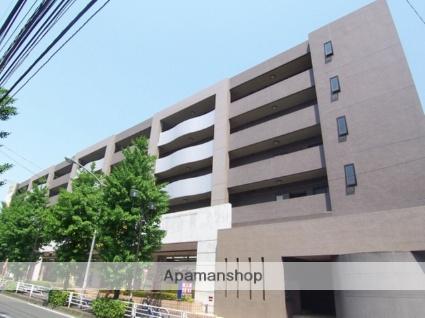 神奈川県横浜市青葉区、十日市場駅徒歩15分の築20年 5階建の賃貸マンション